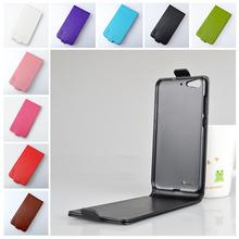JR ZTE Blade X7 Z7 Case Luxury PU Leather Cover V6 / D6 Flip Vertical phone cases 9 Colors - FKY E Store store