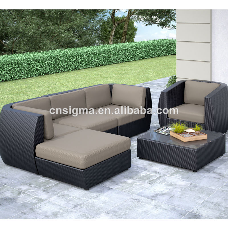 Aliexpress prar 2015 caliente venta conjunto de muebles de exterior d