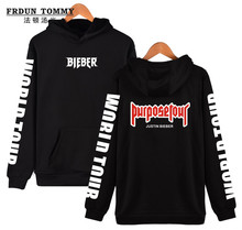 Buy mens hoodies sweatshirts hip hop Justin bieber clothes cool fashion style hoodie harajuku sweatshirt plus size 4XL for $13.59 in AliExpress store