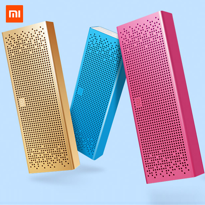 Original Xiaomi Bluetooth Speaker Wireless Stereo Mini Portable MP3 Player For iphone Samsung Handsfree Support TF AUX(China (Mainland))