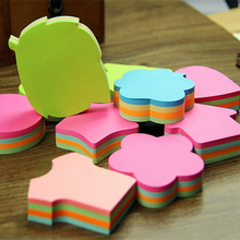 Shapes Kawaii Cute Korean Sticky Note Paper N Times Posted Planner Stickers in Notebook Diary Book