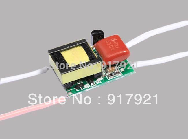 Dimming LED Driver 1-3W*1W 110V and 230V +Free shipping--20PCS/LOT<br><br>Aliexpress