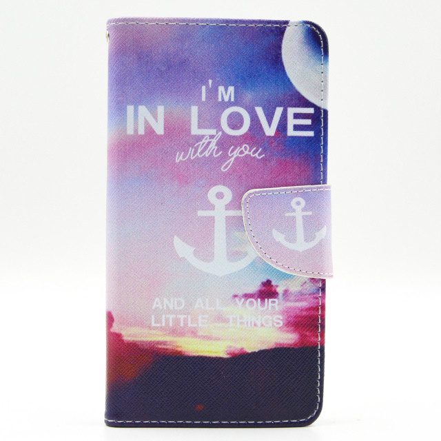Mangetic Stand Wallet Pouch Flip PU Leather Phone Bags For Apple Iphone 5c Silicone Back Cover