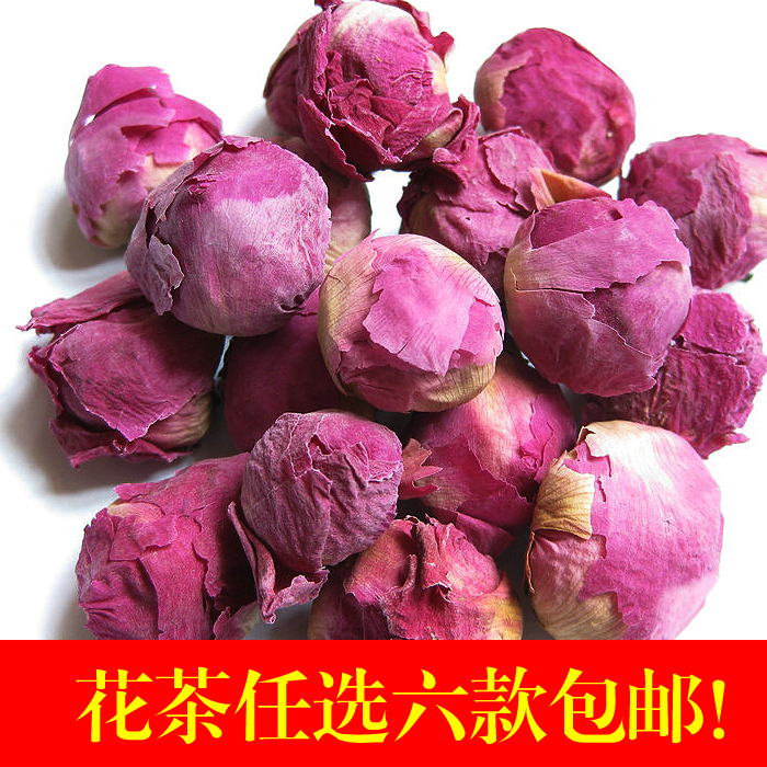 6 herbal tea superfine peony bouquet tea moisturizing beauty menstruation<br><br>Aliexpress