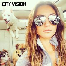 2016 Novos Óculos Polarizados Óculos de Aviador Óculos De Sol Das Mulheres Óculos moldura De Prata De Ouro Homens UV400 shades Piloto do  masculino óculos de sol Feminino Óculos
