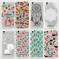 Case For ZTE Blade X3 D2 Fashion Coloured Drawing Soft Protect Phone Covers For ZTE Blade X3 Silicone Phone Case