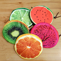 Women bag creative wallet children purse fruits Watermelon 3D printing coin bag small admission package headset