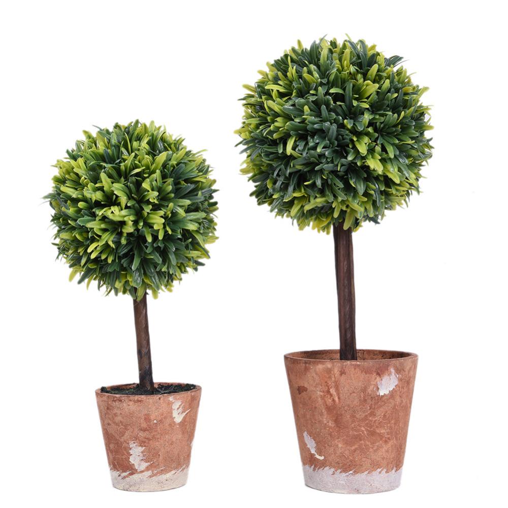 Acquista all 39 ingrosso online plastica finto albero bonsai for Vasi bonsai plastica