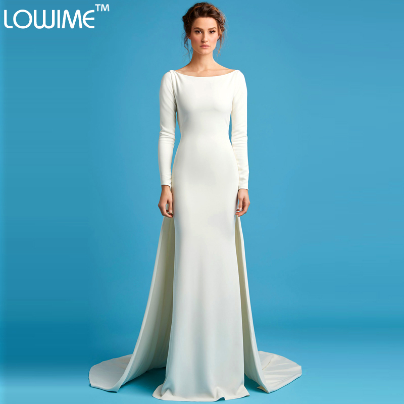 Collection Simple Long Evening Gowns Pictures - Gift and fashion