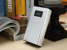 the hot sale mobile phone 12000mAh dispaly screen ce fcc rohs power bank