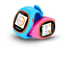 ZAPAX S866 Kids Smart Watch with SOS GPS LBS WIFI Bluetooth PositioningSmartwatch Waterproof Waist Watch for Android IOS