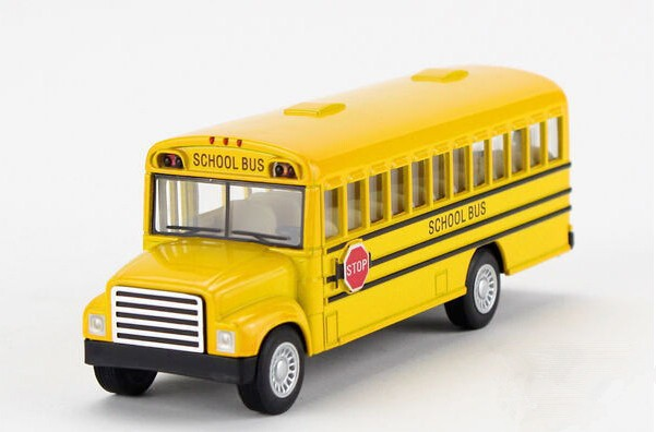 American school bus Alloy model toys back in alloy car models for kids gift(China (Mainland))