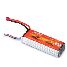 Buy 5000mAh FLOUREON Lipo Battery Pack 3S 11.1V 30C Deans Plug rechargeable battery Accumulators RC Helicopter/Airplane/Hobby for $33.11 in AliExpress store