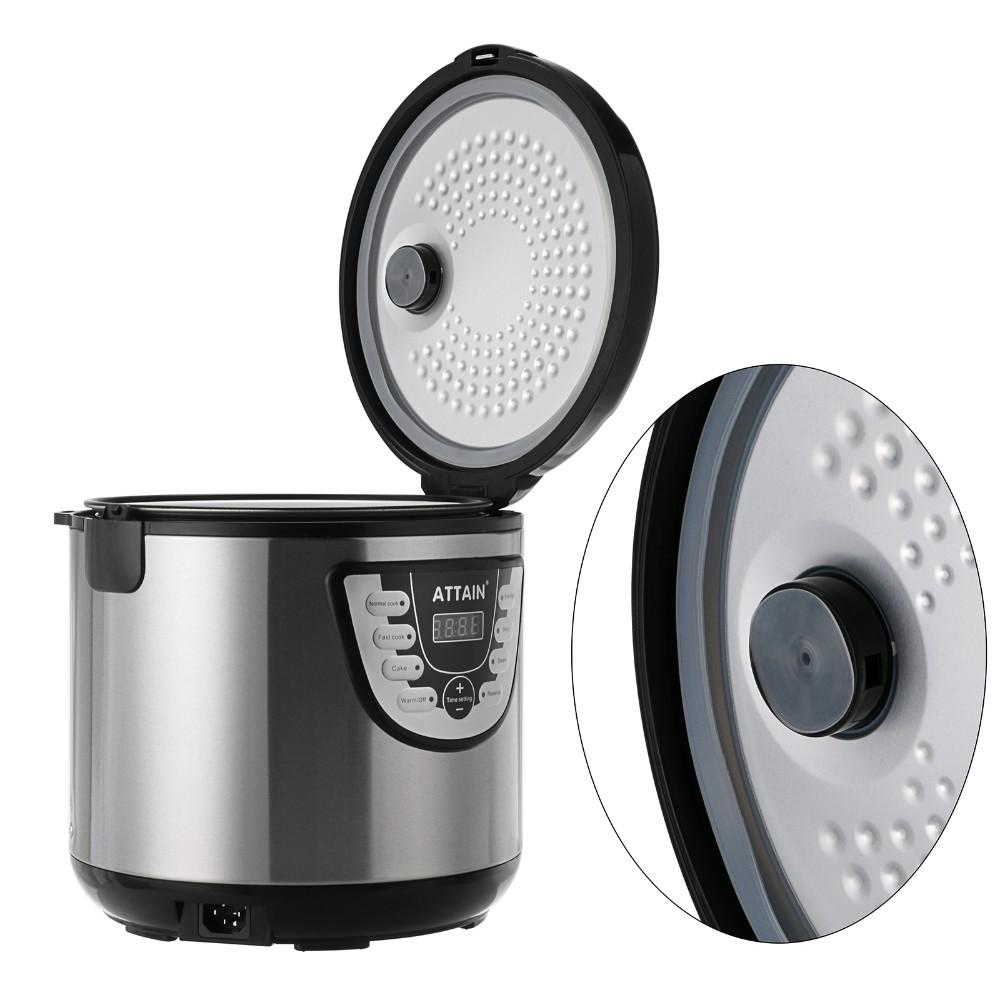 Pressure Cooker 2.2 Litre Timer & LED Display