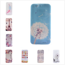 Fashion Colourful Phone Cases For Huawei Ascend G7 Capa Para Funda TPU Back Cover Soft Plastic Mobile Phone Case Shell,MM-P015
