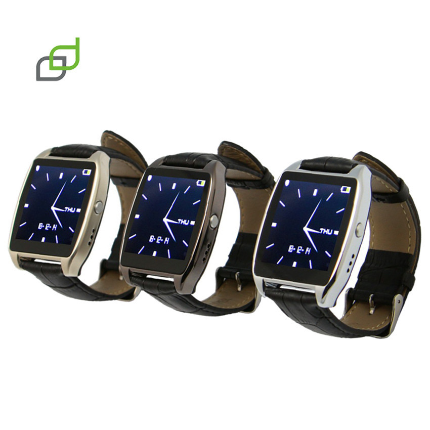 Wearable Devices Android Bluetooth Smart Health Phone Watches With Sim Watch Card Smartwatch For Apple Samsung