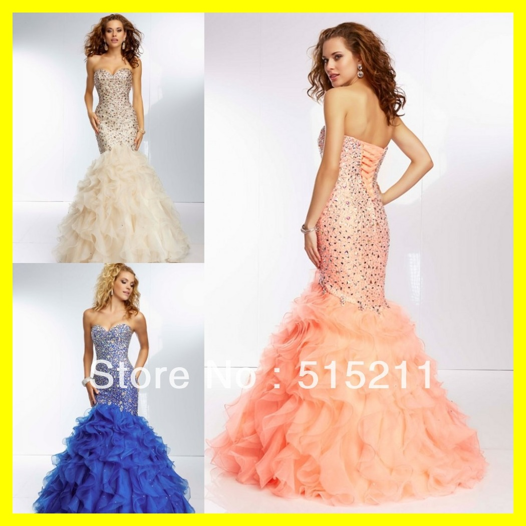 Clearance Prices Prom Dresses 13