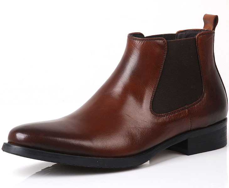Leather Mens Boots - Cr Boot
