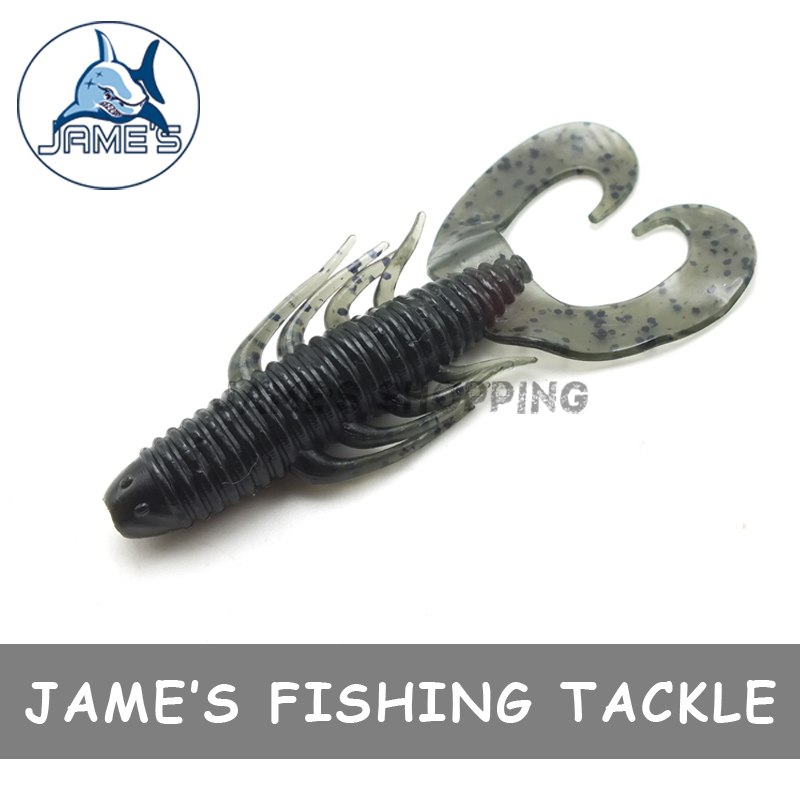 Hot sale 16pcs pack 2g rubber scorpion soft lure for Rubber fishing worms