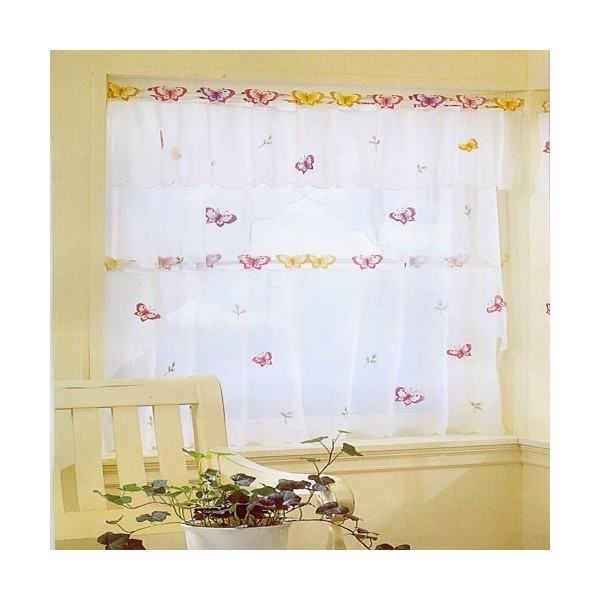 Curtains Ideas butterfly valance curtains : curtain tieback Picture - More Detailed Picture about small ...