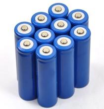10 x 5000 мАч 3,7 v 18650 Ncr литий-ионный светодиодный фонарик факел блок аккумуляторов