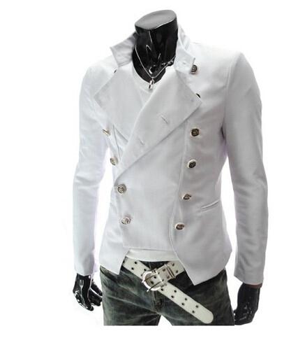 2015 новых стилей мода и ветер двубортный метросексуал человека пиджак пиджак мужчин