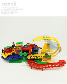 New Year Baby Thomas Funny Train The Best New Fashion Gift Plastic Toy For Children Study Toys CT21002-12^^EI