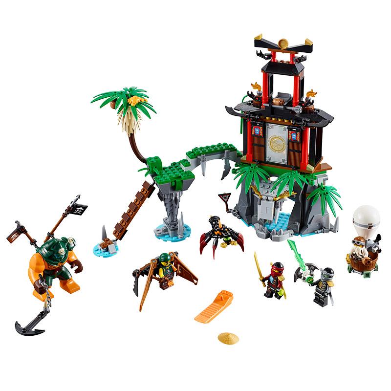 LEPIN Black Widow Island Ninjago Marvel Ninja Building Block Model Toys Minifigures Ninjagoed magformers Compatible Lego