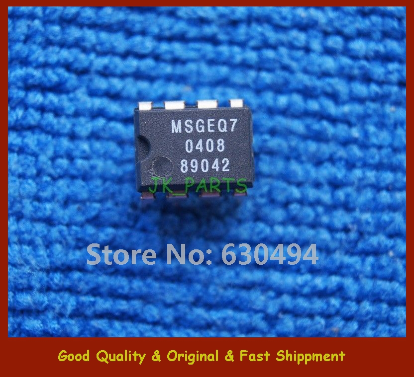 MSGEQ7 7 Band Graphic Equalizer ORIGINAL MSI chip - Promise New and Original store