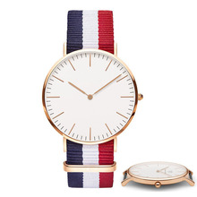 Sweden Design No Branded Name Japan Quartz Movement Two Year Warranty Women's Mens Watches