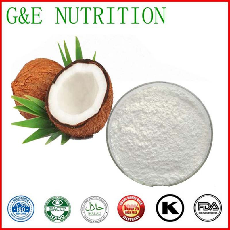 Hot sale Plant extract Coconut protein powder/Coconut flavour powder   5:1 700g