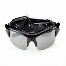 2015 New Arrival Hot Sale Digital Audio Hidden Spy Video Camera DV DVR Sunglasses Sport Camcorder Recorder For Driving Outdoor(China (Mainland))