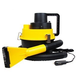 12V Car vacuum cleaner car vacuum cleaner wet and dry dual-use high power 90w superacids(China (Mainland))