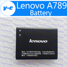 Lenovo A789 Battery BL169 New Original 2000mAh Batterij backup Bateria Battery Lenovo P70 S560 CellPhone -In Stock(China (Mainland))