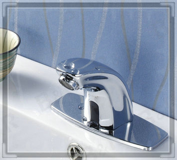 torneira press None Handle Chrome Basin Mixer Tap Bathroom Touchless Automatic Sensor Faucet water bathroom faucet(China (Mainland))