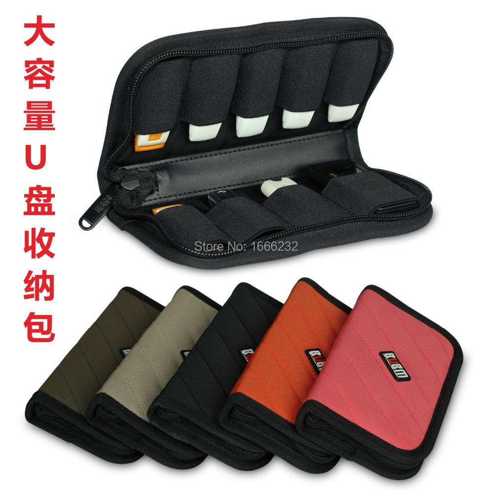 Guaranteed 100% BUBM Multifunction PORTABLE Accessories Case / USB Drive Shuttle / TRAVEL Organizer Carry Bag Wholesale & Retail(China (Mainland))