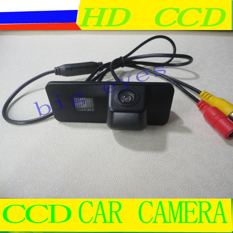 CCD Car Rear View REVERSE CAMERA for Volkswagen VW PHAETON/SCIROCCO/GOLF 4 5 6 MK4 MK5 /EOS/LUPO/BEETLE With Guide Line(China (Mainland))