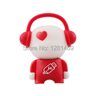 New usb flash drive arrival music baby u disk 1g 4g 8g usb2.0 waterproof usb flash drive pen drive high speed upan pendrive(China (Mainland))