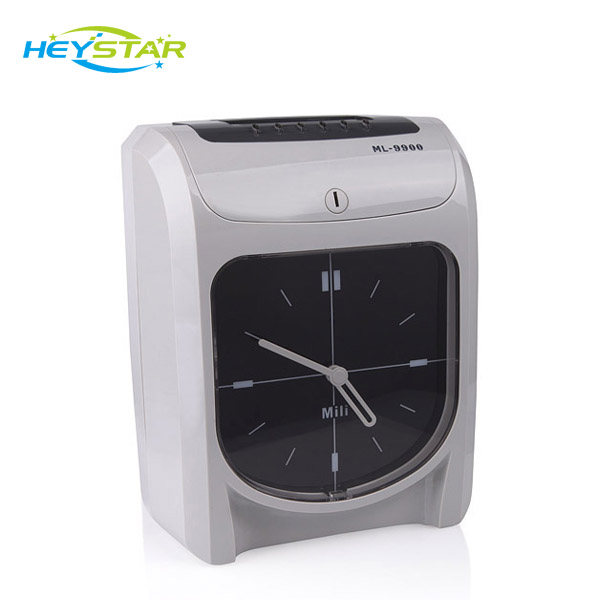 Office Use Punch Time Card Clocks Machine Card Paper Time Attendance S9900