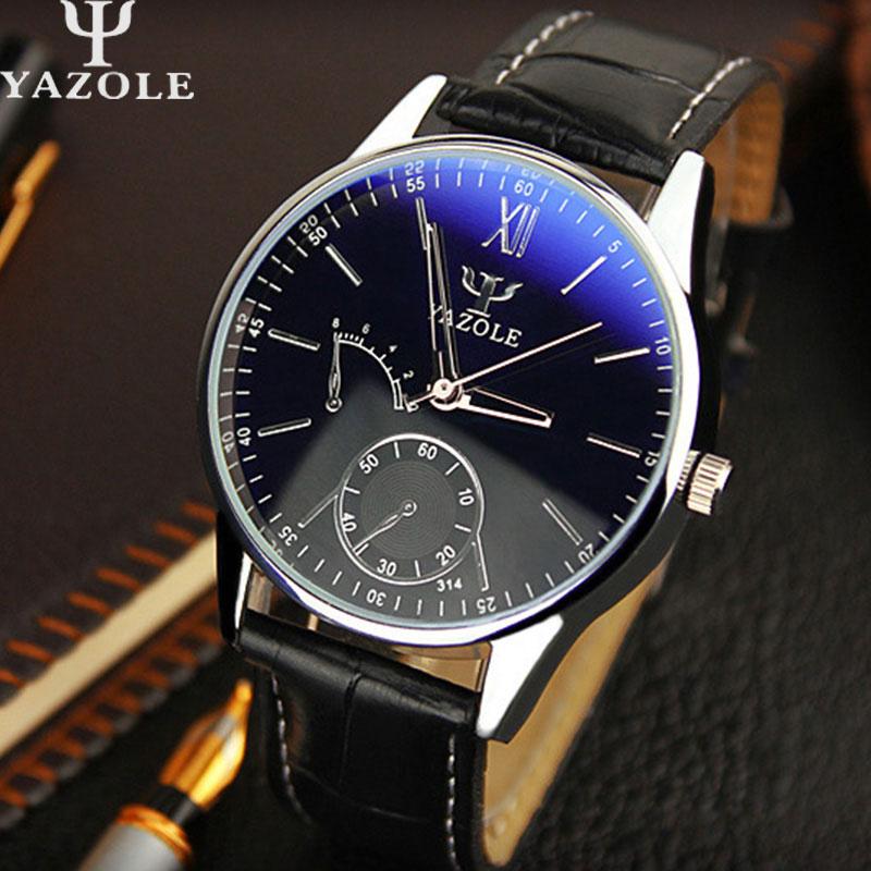 2016 mens watches top brand luxury quartz