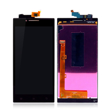5PCS TOP Quality Black Full LCD Display Touch Screen Digitizer Assembly For Lenovo P70 P70-t P70t Replacement Repair Free
