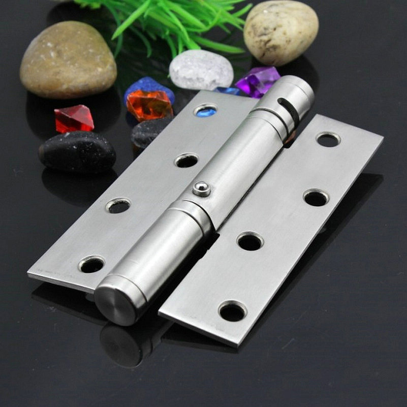 [ Germany ] Hung Ying invisible door hinge hydraulic damping buffer background invisible door hinge with positioning function(China (Mainland))