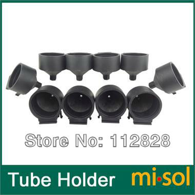 10 units Plastic tube holder for 58 glass tube, for solar water heating system(China (Mainland))
