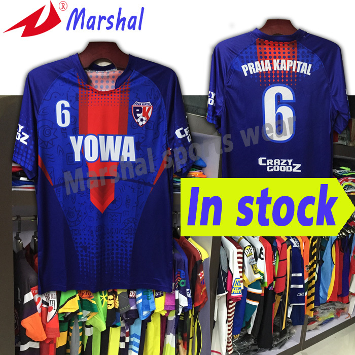 Football Jersey,Best Quality Soccer Shirts,Sublimation Printed Soccer Jersey Thailand Quality(China (Mainland))