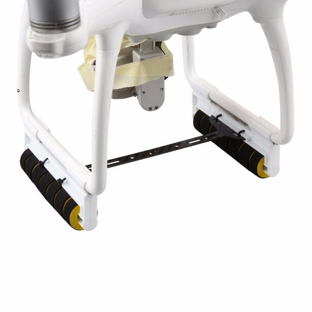 Landing gear Heighten bracket with carbon fiber camera protect plate spare parts for DJI Phantom 4 RC Drone