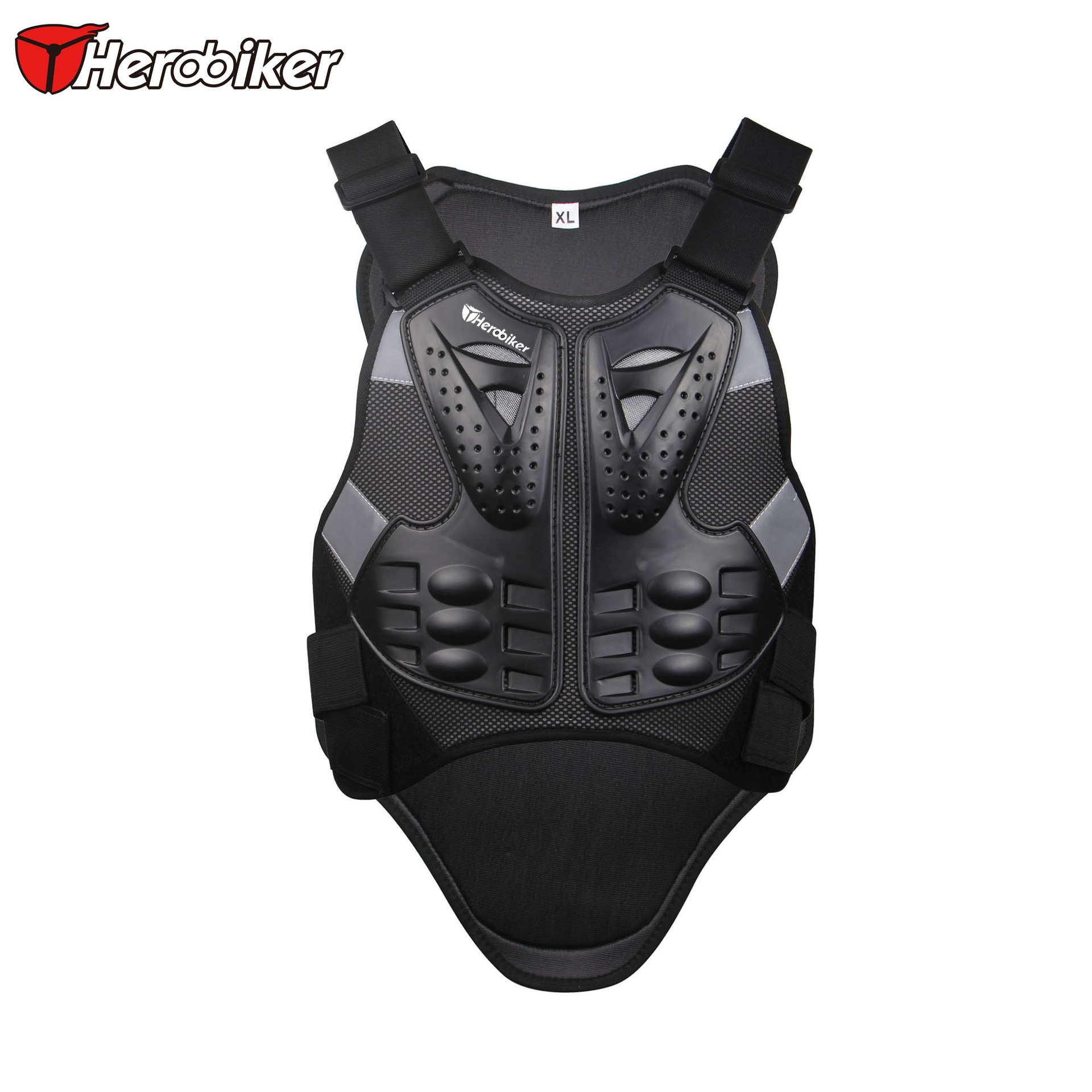 Komine Jacket Hot Sale 2016 Herobiker Ski Gear Motorcycle Armor Vests Spine Care Combination Sports Protectors Racing Mc102b(China (Mainland))