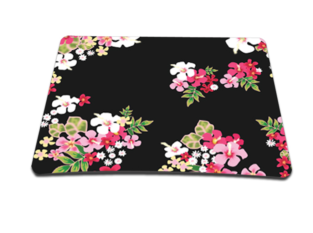 Flowers Computer Accessories Laptop PC Slim Mouse Pad Pads Speed Up Mice Pad Mat Mousepad ST0(China (Mainland))