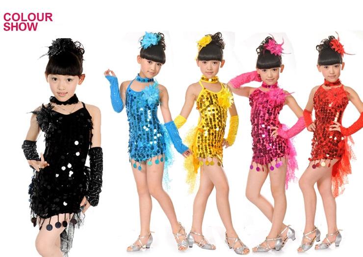 Одежда Для Танцев Для Детей