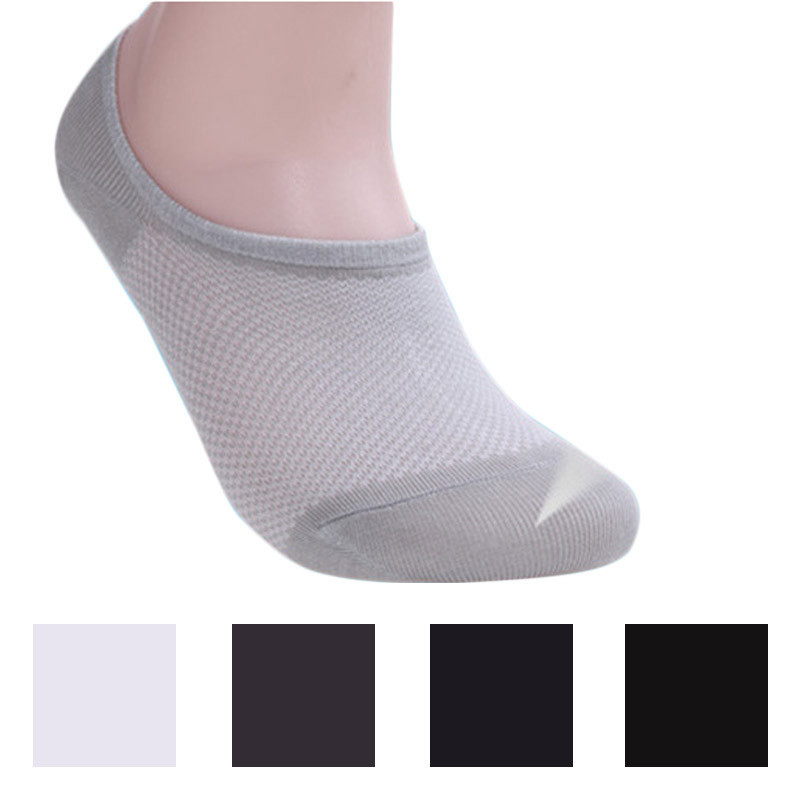 5 Pairs Invisible Socks Bamboo Fiber Net Loafer Boat Socks Les Femmes Courtes Chaussettes Liner Low Cut No Show Womens Socks A4Одежда и ак�е��уары<br><br><br>Aliexpress