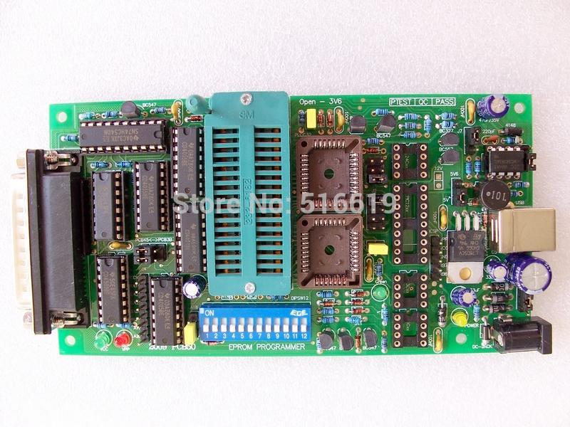 Free shipping WILLEM multifunctional universal BIOS chip programmer programmer(China (Mainland))